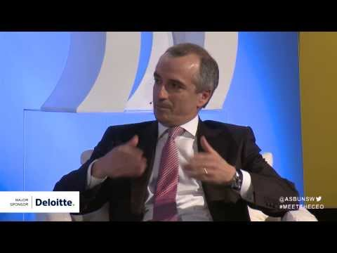 Meet the CEO - John Borghetti, CEO and Managing Director, Virgin Australia