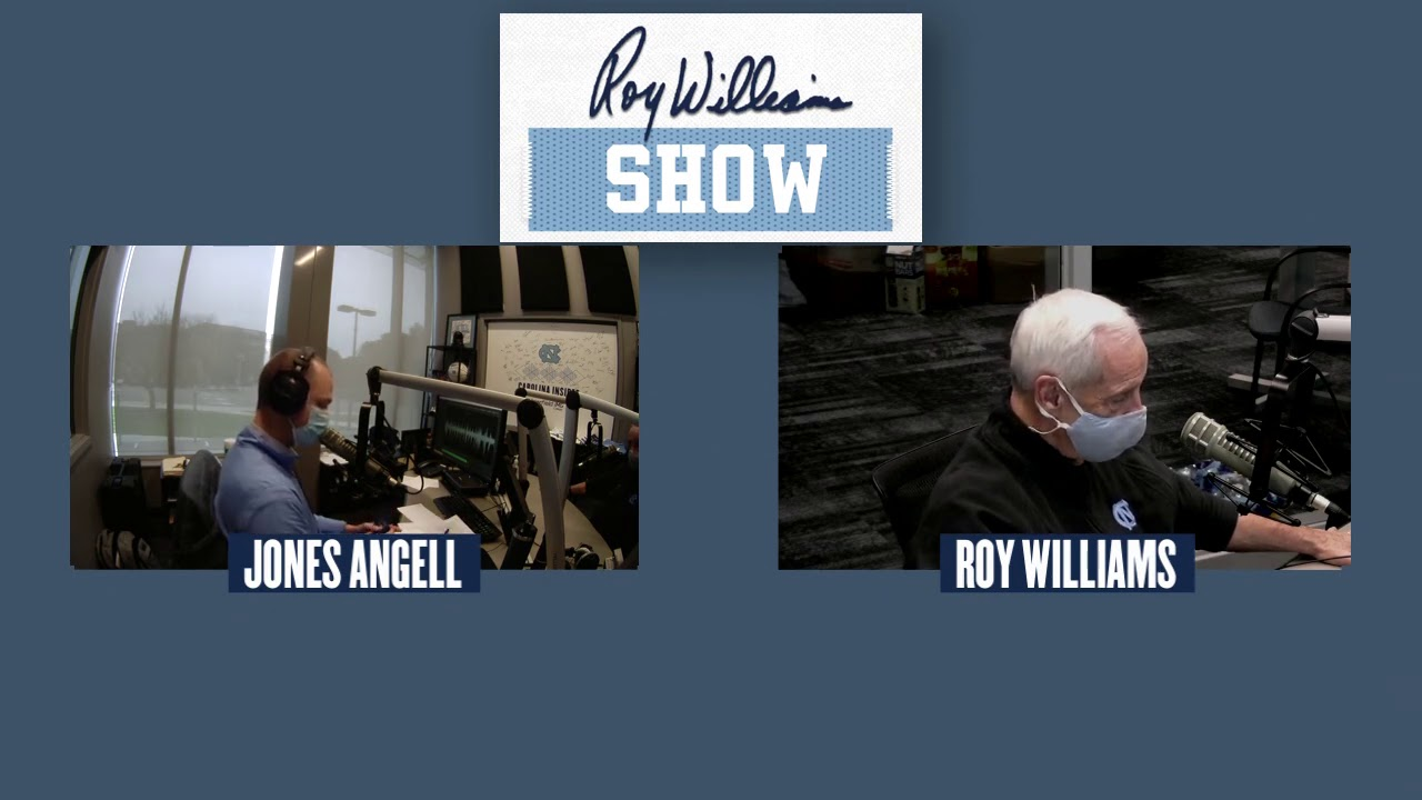 Video: Roy Williams Show - Syracuse preview, players stepping up, and more