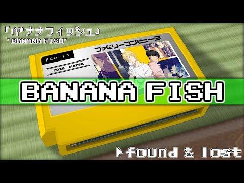 found & lost/BANANA FISH 8bit