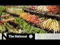 The National for Tuesday, December 4, 2018 — Food Prices, Impaired  Driving, Canadian Maestro