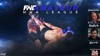FNC Amaterska MMA liga | FULL EVENT