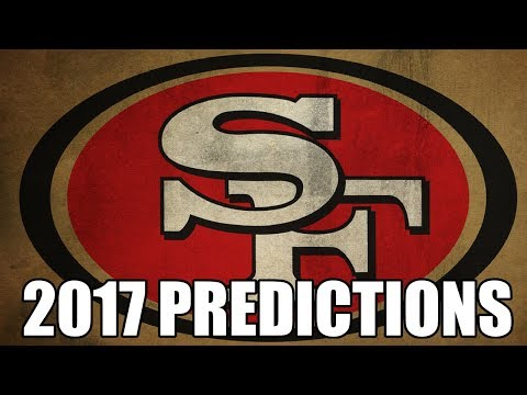 San Francisco 49ers 2017 Record Predictions