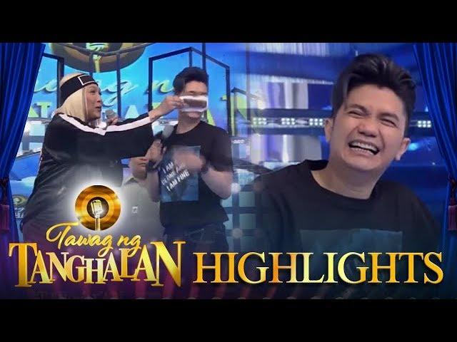 Tawag ng Tanghalan: Vice Ganda tricks Vhong!