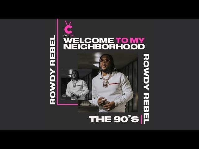 "CivilTV: Rowdy Rebel ""Welcome To My Neighborhood: The 90's"""