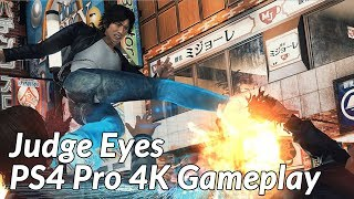 Judge Eyes / Project Judge - gameplay impressions of the new game from the creators of Yakuza