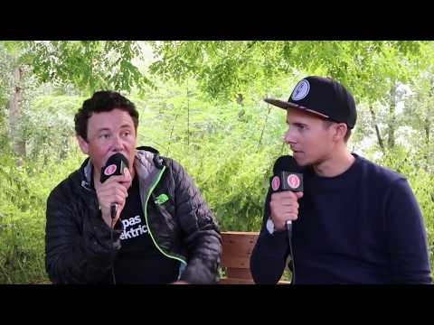 Joachim Garraud Interview by Guettapen at Elektric Park Festival 2017
