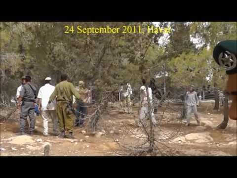 Be occupied by Israel, South Hebron Hills.