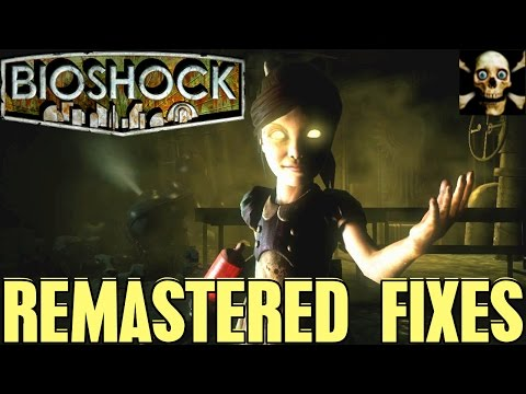 Bioshock Remastered  Mouse / Graphics   & 5.1 Sound Fixes Guide