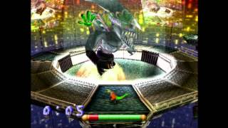 Gex 3: Deep Cover Gecko 100% - Channel Z (Final Battle) + Bonus End Credits!