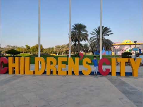 going to children's city creek park