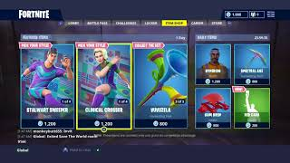 Fortnite in team shop today soccer Skins Friday Dan 15 Jun