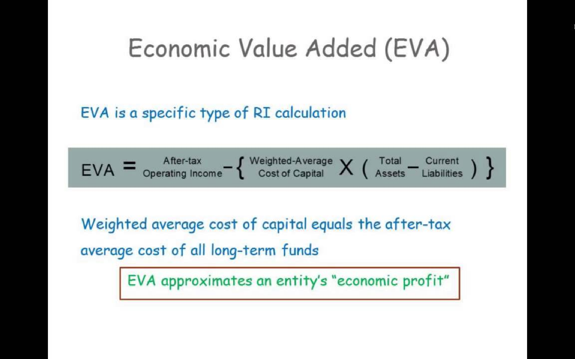 thesis economic value added The value added tax and sales tax in ethiopia: a comparative  while sales tax levied on the total value of an economic exchange,  value added tax was originally.