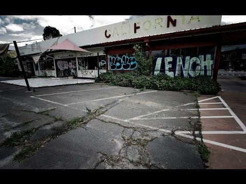 Abandoned Hotel California Motel Hell In Hawthorn Melbourne