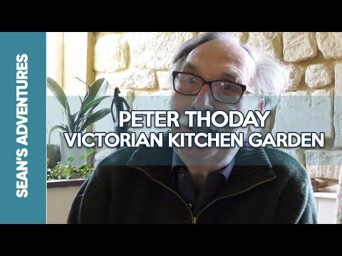 EXCLUSIVE: Sean James Cameron talks to Peter Thoday about The Victorian Kitchen Garden