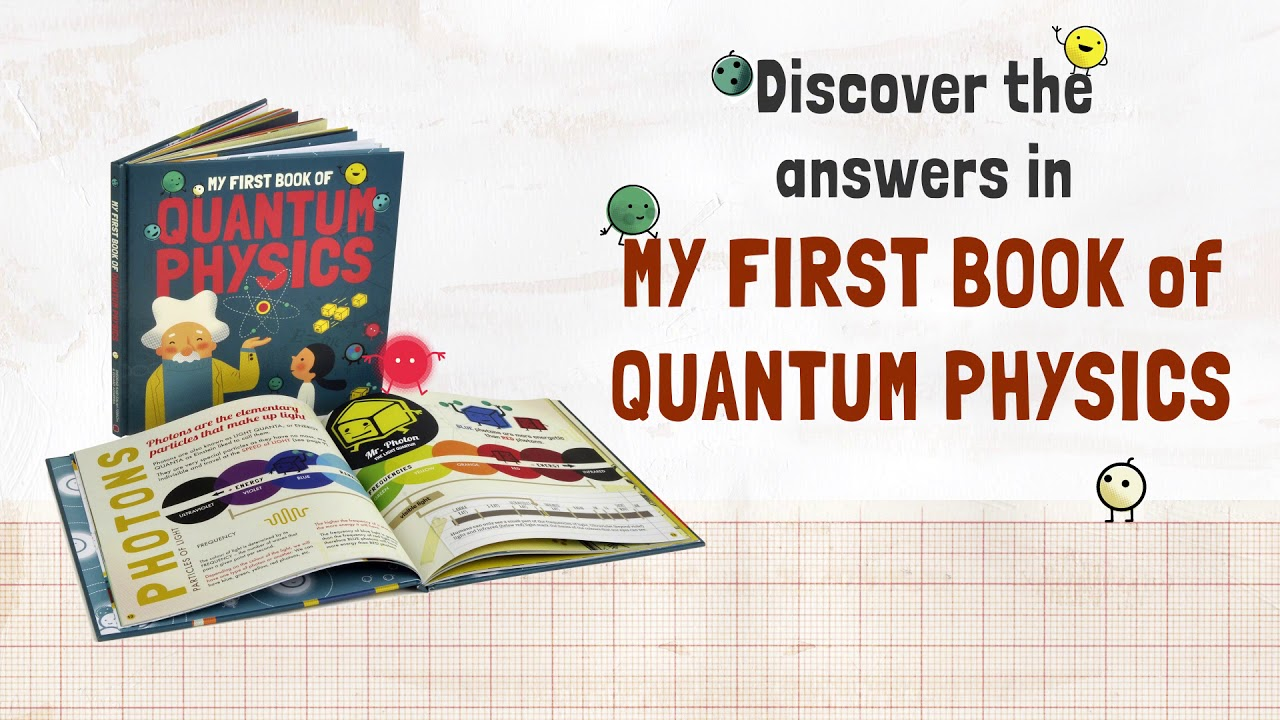 My First Book of Quantum Physics Book Trailer