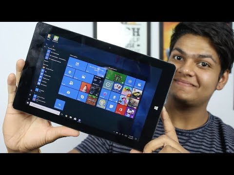 Dual OS (Windows 10 + Android) Tablet for 10,000 Rupees. Only!