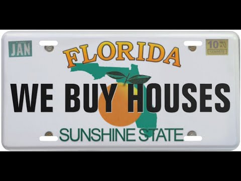 We Buy Houses Pinellas County FL - CALL 941.257.5090 - Sell My House Fast Pinellas County FL