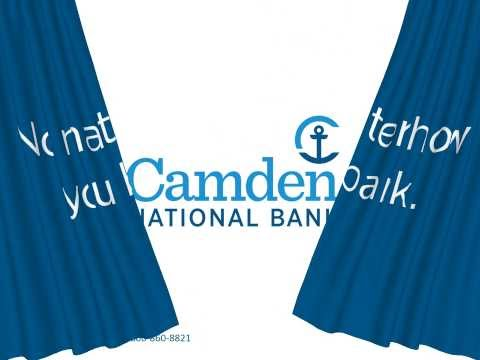 A Better Banking Experience with Camden National Bank