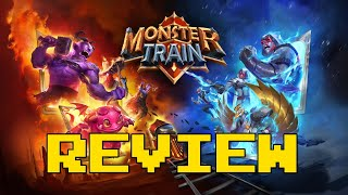 Monster Train Review (Video Game Video Review)