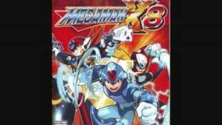 megaman x8 ost booster forest bamboo pandamonium stage