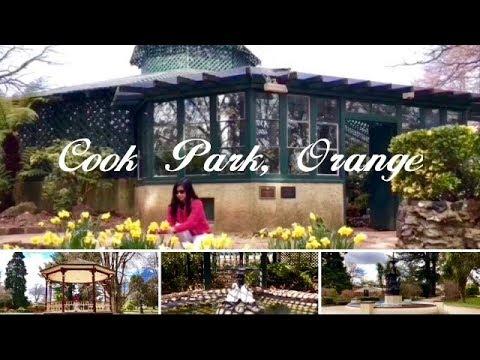 OLDEST GARDEN PARK Transition Period | COOK PARK, Orange, NSW, Australia
