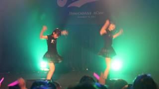 2015.2.28 AiCuneあかね卒業公演より nanoCUNE ナノキュン.