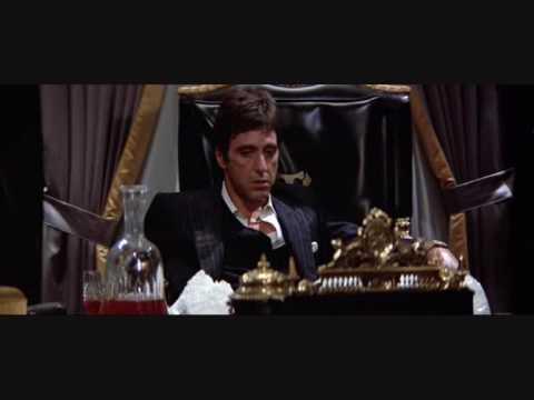 Al Pacino Quotes Wallpaper Tony Montana At Home Youtube