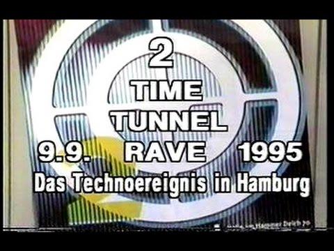 Time Tunnel 2 (9.9.1995) in Hamburg - by Rasmus Ortmann from Kiel (facebook) & KVK