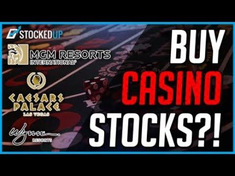 Casino Stocks EXPLODING ! ! Stocks To Watch Now