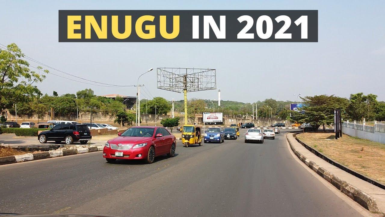 Download Enugu Is Not Like a City in Nigeria