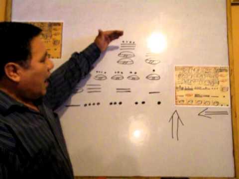 Numerologia maya del 1 al 80