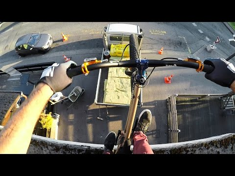 GoPro: Best Line Bike Contest bike video