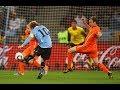 אורוגוואי נגד הולנד חצי גמר מונדיאל 2010 - תקציר המשחק