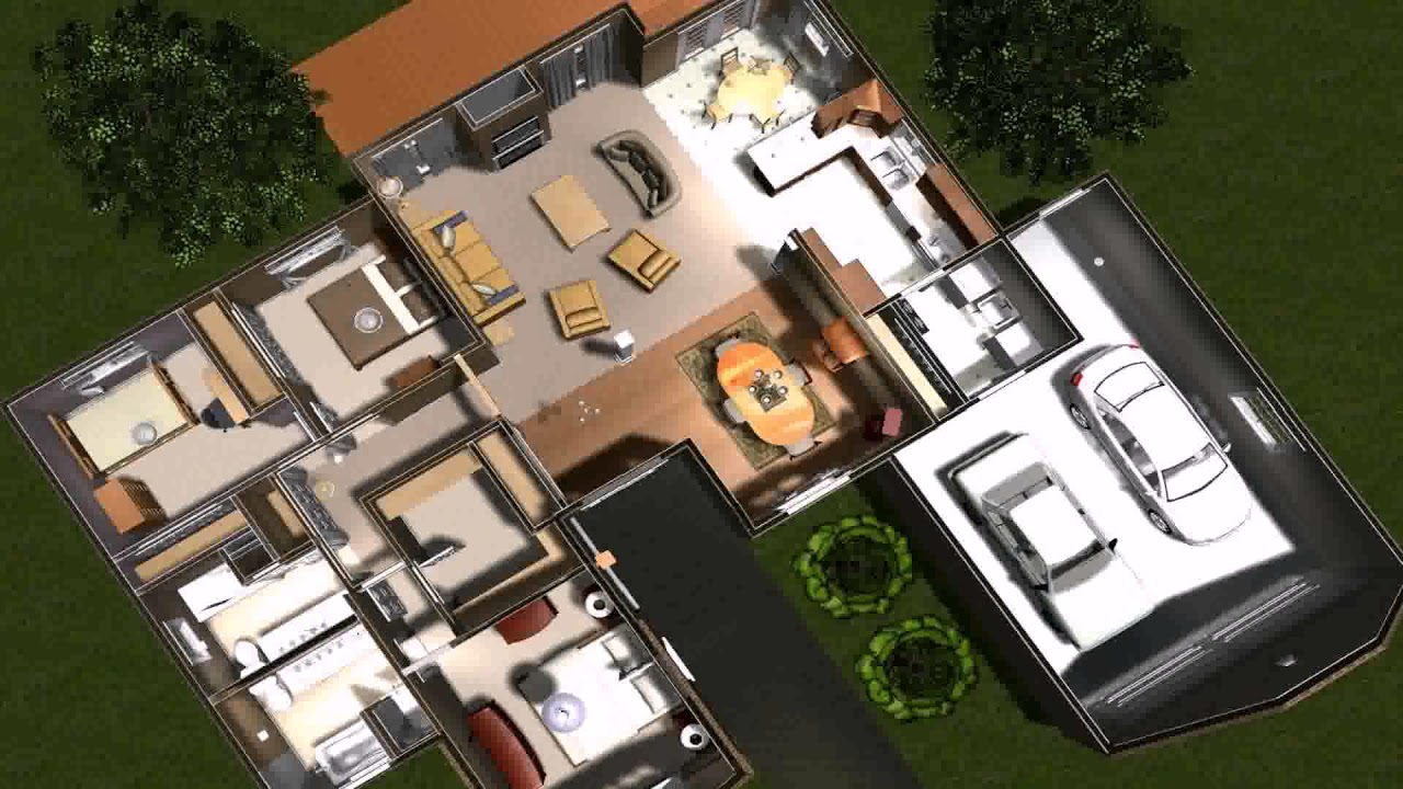 f1336c8e5c Dreamplan Home Design And Landscaping Software Download - YouTube