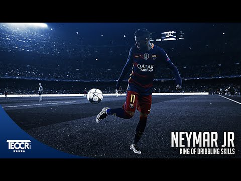 Neymar Jr ●King Of Dribbling Skills● 2016 |HD|