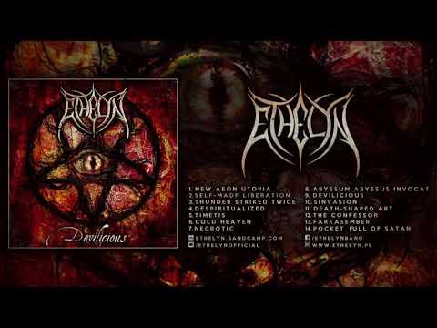 ETHELYN - DEVILICIOUS (OFFICIAL ALBUM STREAM)