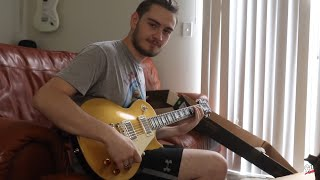 My First Les Paul Guitar (RETURNED IT) | BH Real Vlog #3