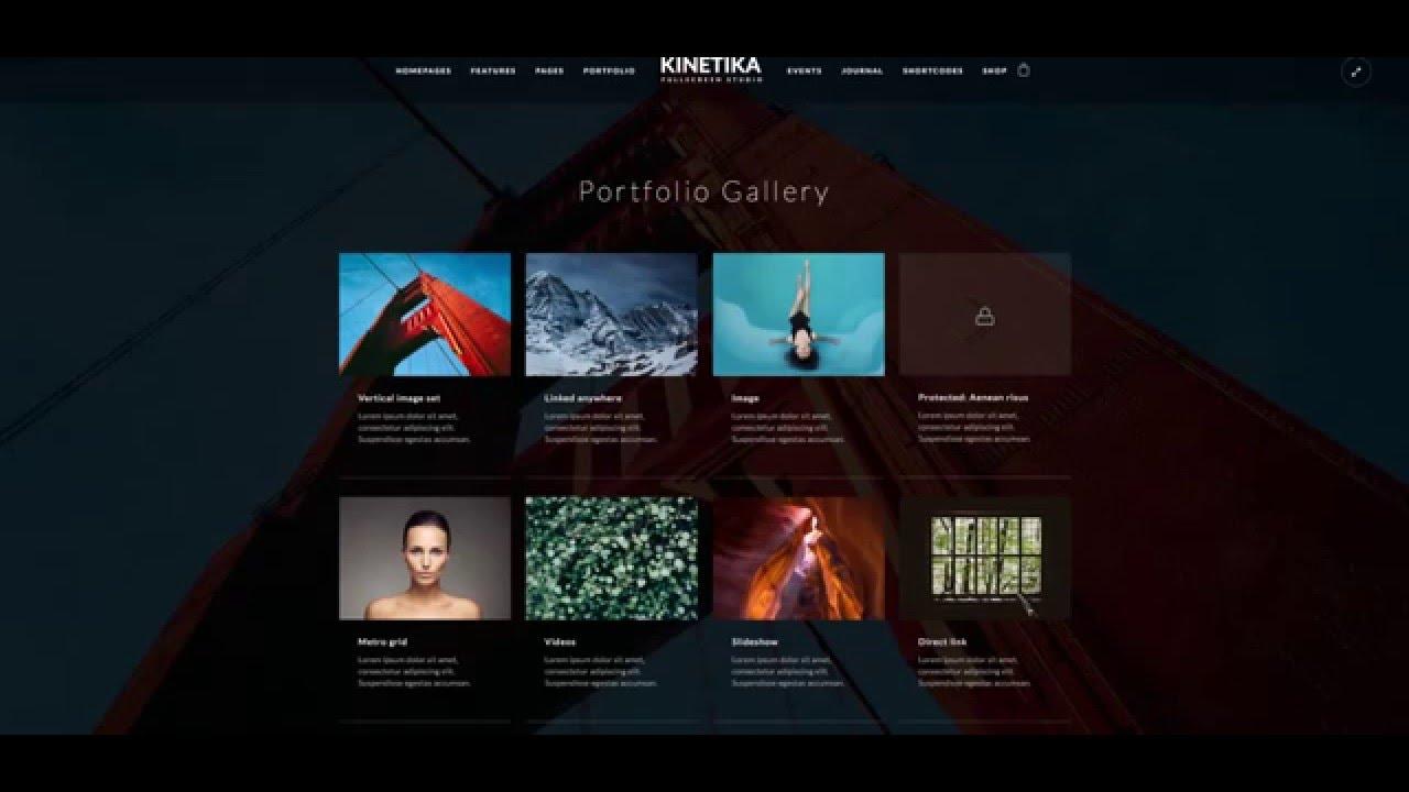 creating portfolio galleries default filterable ajax creating portfolio galleries default filterable ajax