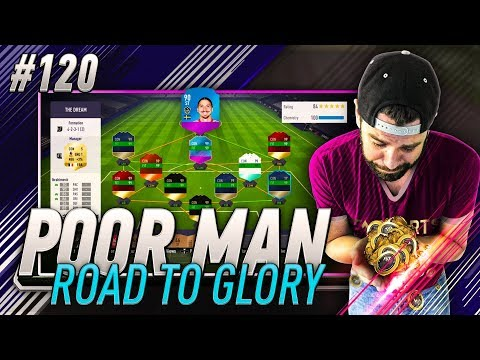 NEW FORMATION! FUT SWAP 90 IBRAHIMOVIC SQUAD! Poor Man RTG #120 - FIFA 18 Ultimate Team