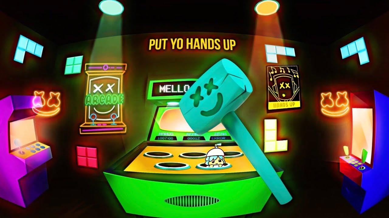 Marshmello x Slushii - Put Yo Hands Up (360° VR Music Video)