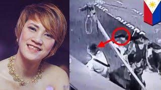 Pastillas Girl mom shooting: Mother of Filipino TV star shot dead in Caloocan - TomoNews
