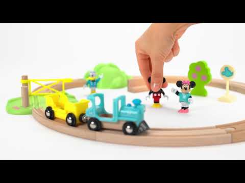 BRIO Mickey & Friends - 32277 Mickey Mouse Train Set