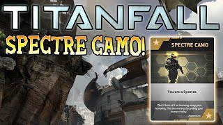 PLAY AS A SPECTRE! - Epic Burn Cards! - Titanfall PC Beta Gameplay