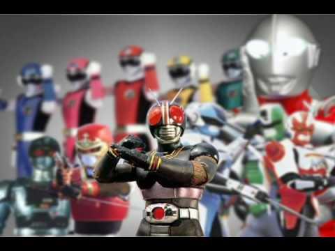 Chamada Black Kamen Rider