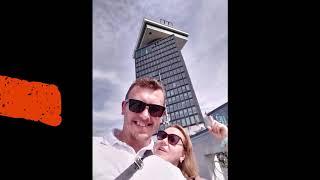 Как мы нашли бутылку Орел и Решка Амстердам  Мегаполиси