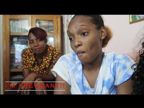 Pregnancy Prank on Jamaican Mother (It was intense)
