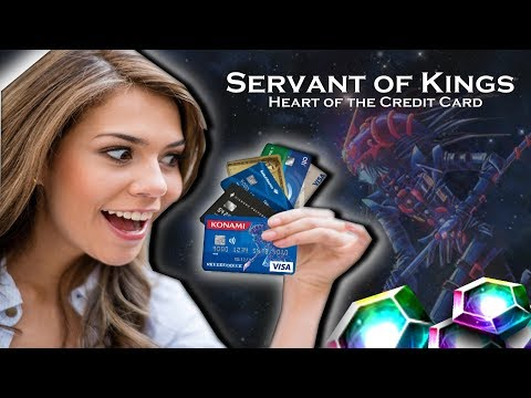 Servant of KINGS, Heart of the Credit Card! || YTDan || Yu-Gi-Oh! Duel Links
