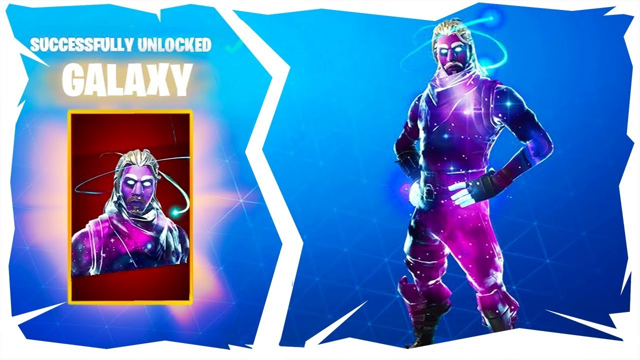 Fortnite galaxy skin for free fortnite galaxy skin giveaway announcement youtube - Fortnite galaxy skin free ...