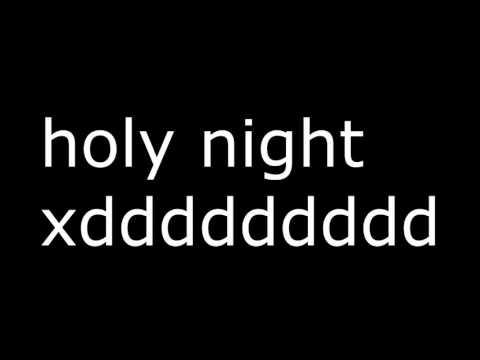 Toradora holy night earrape