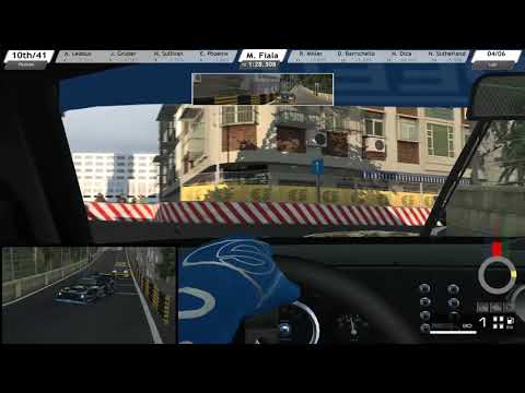 Raceroom: Adaptive AI (post update) maximum grid @ Macau